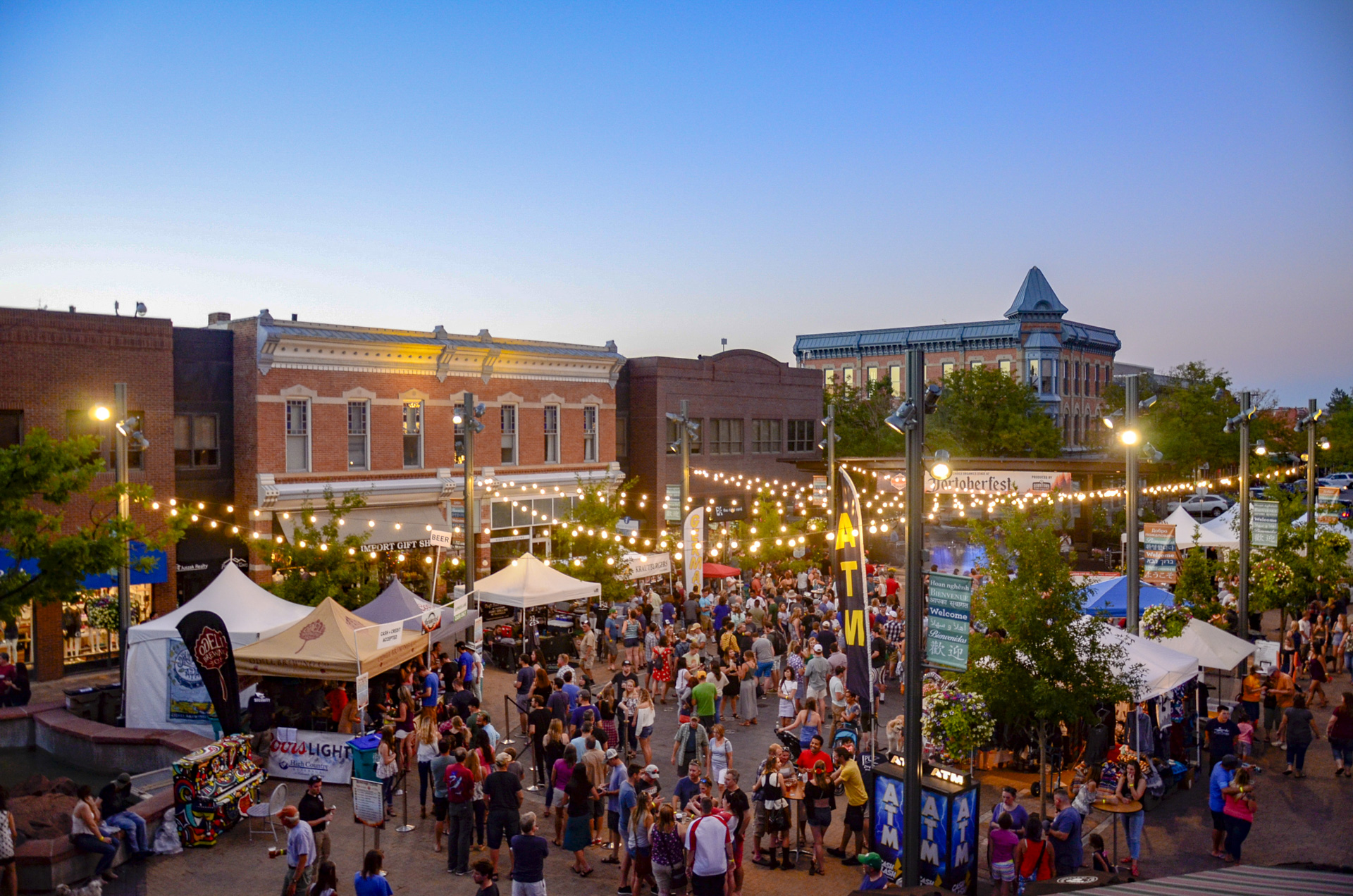 Downtown Fort Collins Events Calendar - Live Music