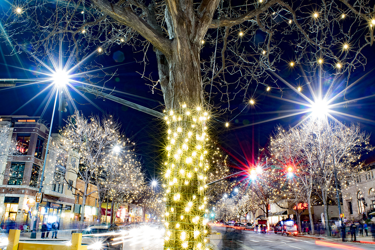 Downtown Holiday Lighting Ceremony - Downtown Fort Collins
